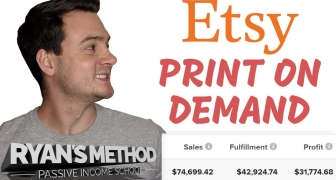 Etsy Print on Demand Tutorial (2021+)